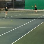 Girls Varsity Tennis beats Oak Grove 8 – 0
