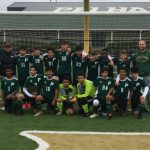 PPMS wins Lakeshore Shootout tournament with 4-0 shutout of Thompson Middle School.