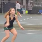 Girls Varsity Tennis finishes 4th place at Pell City Invitational