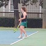 Girls Varsity Tennis Takes Down Helena