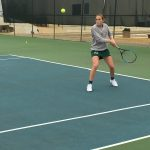 Panther Girls Tennis Sweeps Shades Valley