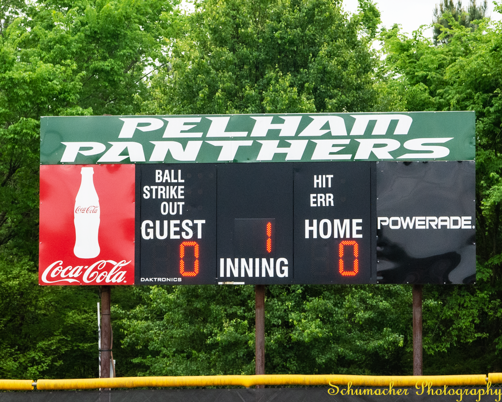 2021 Pelham Girls Varsity Softball Vs. Pell City 4-14-2021
