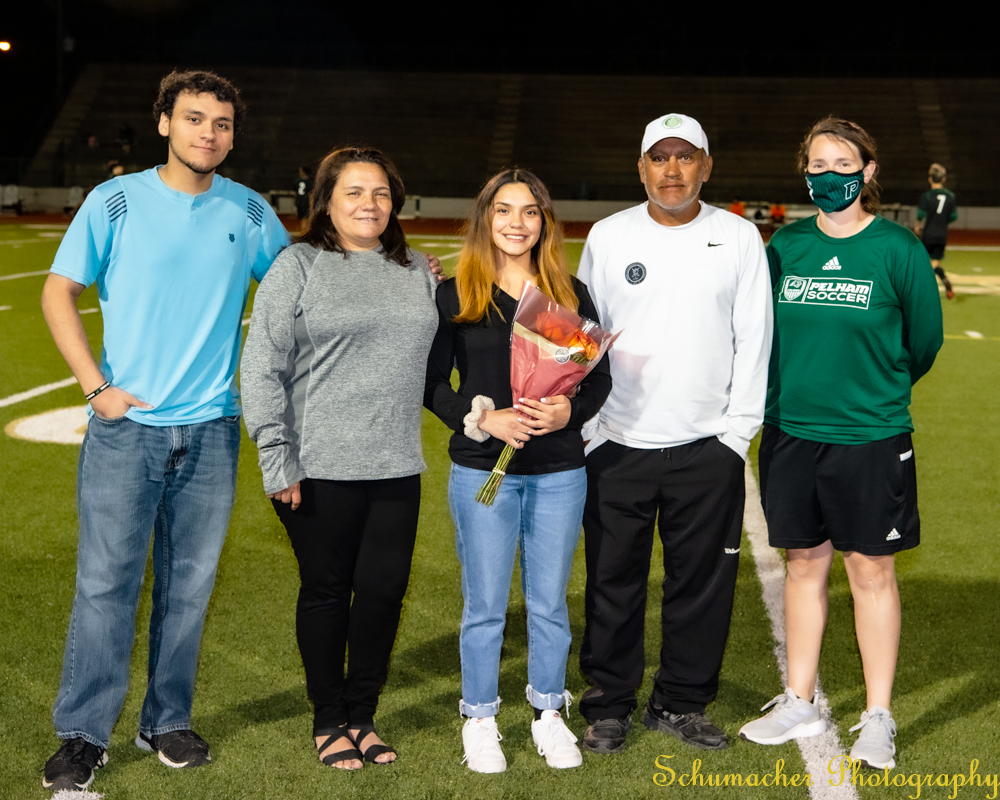 2021 Pelham Soccer Youth Night & 2020 Senior Recognition