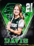 2021 Pelham Girls Varsity Softball Vs. Homewood 4-28-21