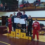 Cougar Wrestlers capture Runner-Up at Bo Henry