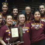 North Dance Team Selects 2016-17 Members