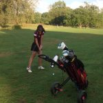 Bloomington High School North Girls Varsity Golf finishes 15th place