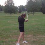 Bloomington High School North Girls Varsity Golf finishes 2nd place
