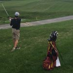 Bloomington High School North Boys Varsity Golf finishes 9th place