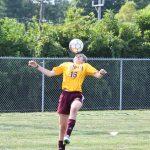 BHSN Soccer Girls JV 2018