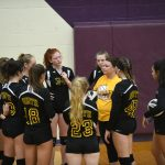 BHSN Volleyball Freshman 2018