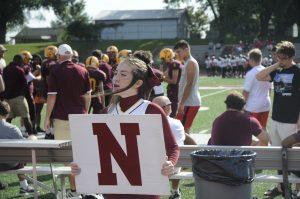 BHSN Cheerleading Freshman 2018