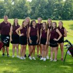 Girls Golf Team Picture 2018-19