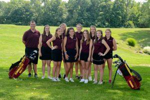 Girls Golf Team Picture 2018-19