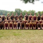 Boys Cross Country Team Picture 2018-19