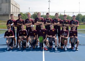 Boys Tennis Team Picture 2018-19