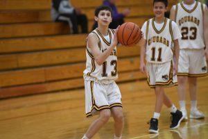BHSN Basketball Freshman 2018-19