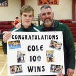 Cole Hibbard earns 100th career win