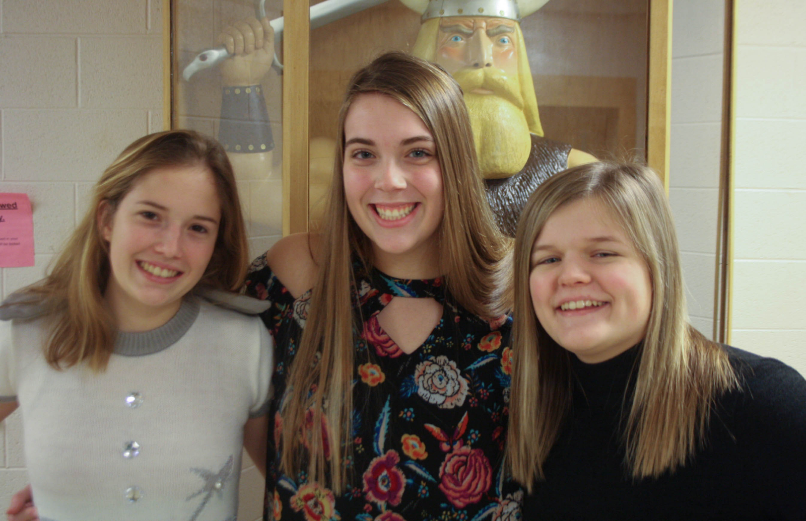 Three Varsity Volleyball Players Earn Individual Academic All-State Honors