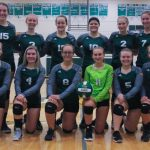 Varsity Volleyball Team named Academic All-State