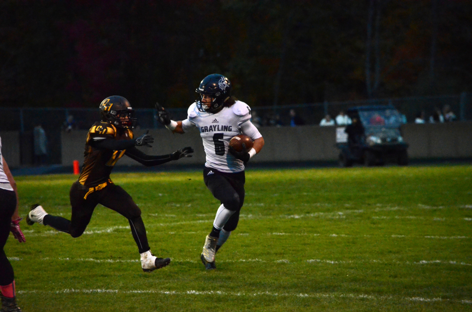Nick Hunter named 1st Team All-State by the Detroit Free Press