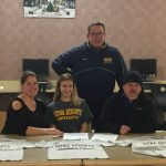 Brianna Martin signs NLI to run XC/Track at Siena Heights University