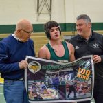 Max Halstead earns his 100th career victory