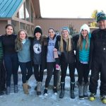 Girls Ski Team Wins Grayling Invite