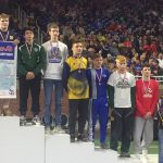 Max Halstead takes 2nd place at MHSAA Individual Wrestling State Finals