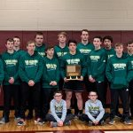 Wrestling Wins 8th Straight LMC Championship