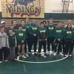 Wrestling Team Wins Districts and has Six Kids Qualify for Individual Regionals