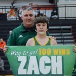 Zach Duncan earns 100th win