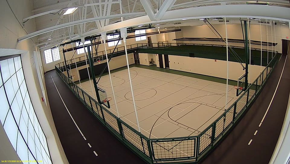 Viking Activity Center ready for use after almost a year of construction.