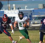 David Millikan breaks single season rushing touchdown record