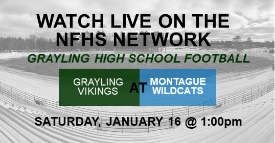 Grayling at Montague Game Information