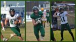 Three Viking Football Players Earn All-State Honors
