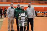 Joe Armstrong earns 100th win