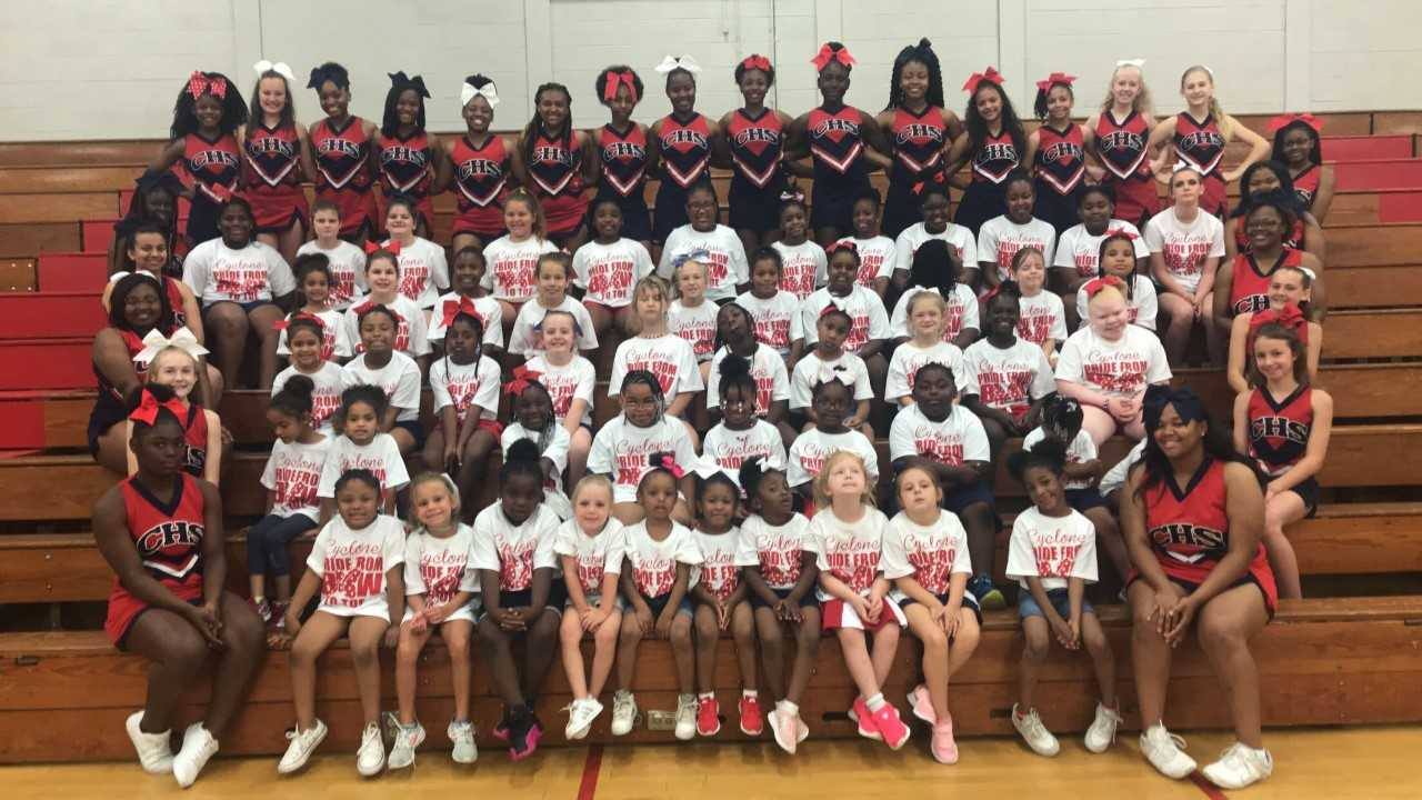 Youth Cheer Camp '18