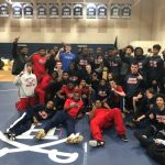 Congrats to the Wrestling Team
