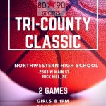 Tri-County Classic Basketball