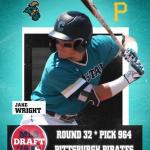 Jake Wright-MLB Draft