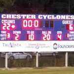 Boys Varsity Football beats Columbia High, GA 22 – 6