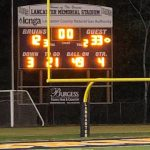 Boys Varsity Football beats Lancaster 33 – 12