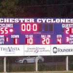 Boys Varsity Football beats Carolina Bearcats 55 – 21