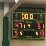 Girls Varsity Basketball beats C.A. Johnson 51 – 47