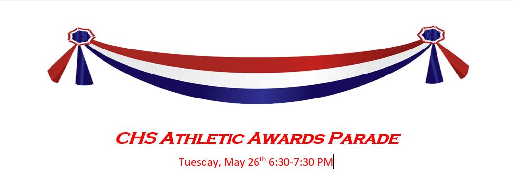 Athletic Awards Parade