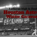 Astros Winter Caravan Making a Stop at LHS