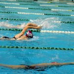 Sea 'Stangs Make Waves at AAHSSL Invitational