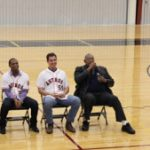 Houston Astros Stop By LHS