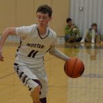 Boys BB: Mustangs Too Much For Winston To Handle